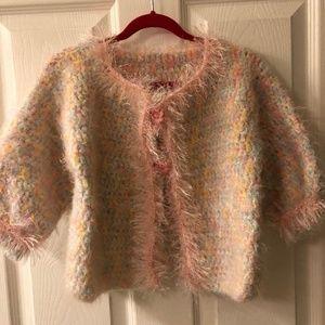 Toddler Girl's Sweater